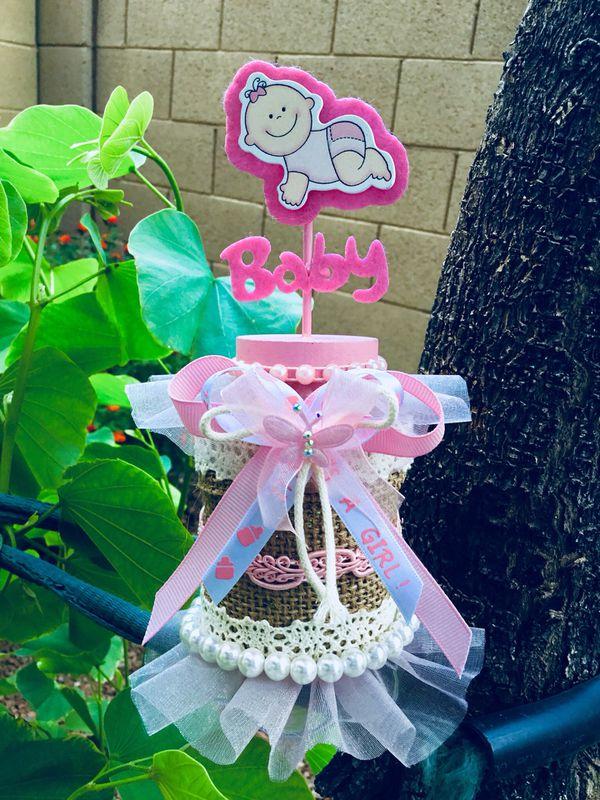 Mesa De Baby Shower.Minicentro De Mesa Para Baby Shower Mesa De Postres For Sale In Buckeye Az Offerup