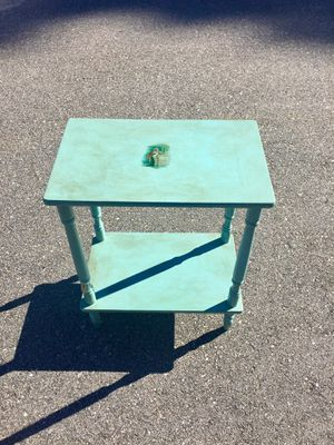 Mermaid side table for Sale in Lillington, NC