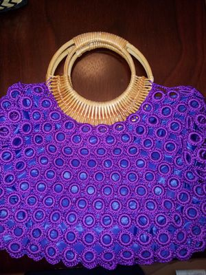 NEW hand knitted handbag for Sale in Bethesda, MD