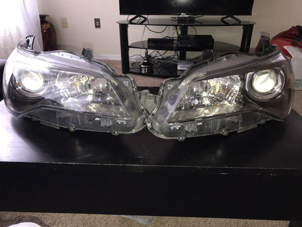 2017 Toyota Camry Headlight Embly