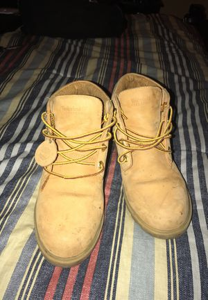 Waterproof boys timberland boot. Size 7 for Sale in Denver, CO