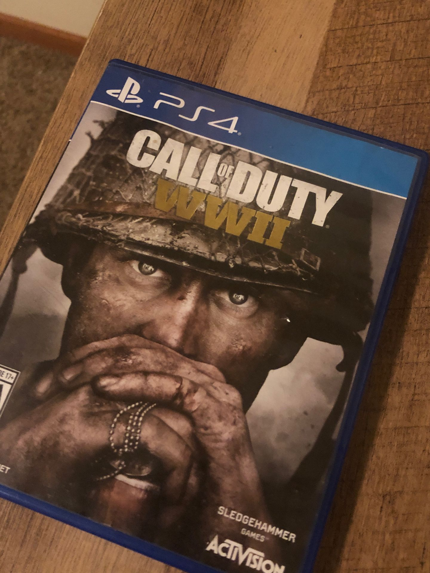 Call of duty wwII extra disc call of duty black opsIII