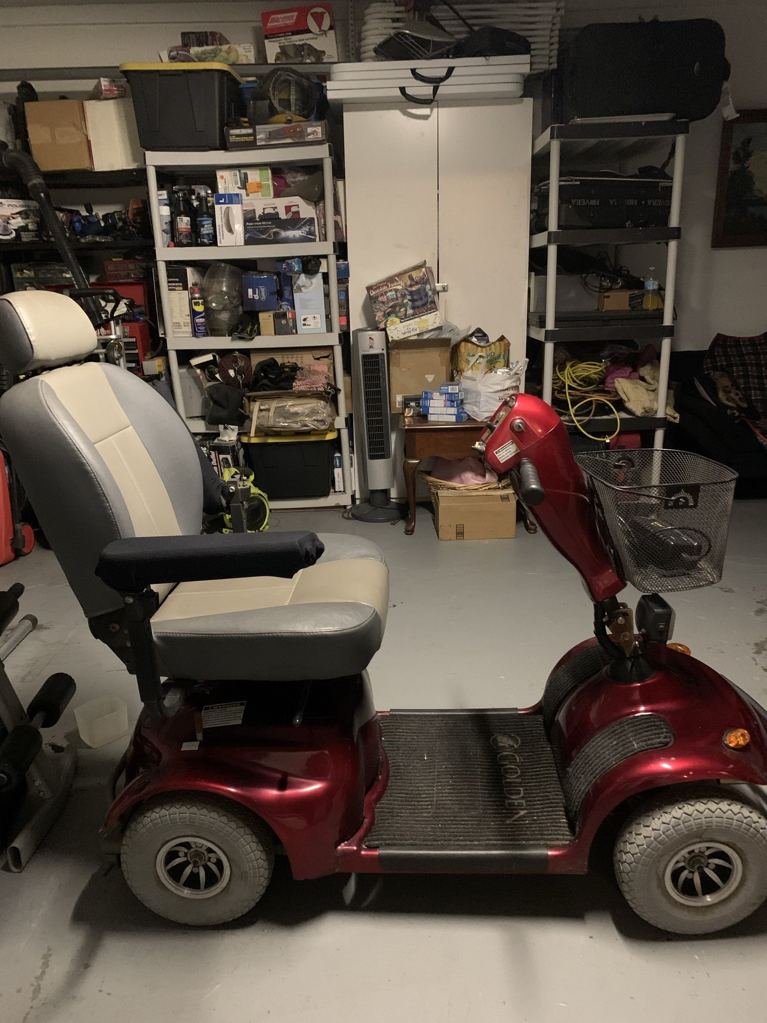 Scooter 🛵 By Handicap Mobility Electrica
