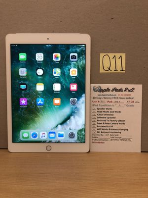 Q11 - iPad Air 2 64GB Cell-Unlocked for Sale in Los Angeles, CA