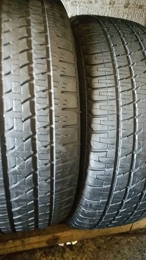 two good Bridgestone tires for sale 285/45/22 for Sale in Washington, DC