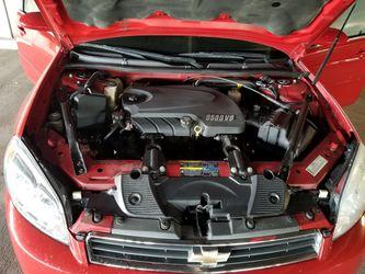 2008 Chevrolet Impala Thumbnail
