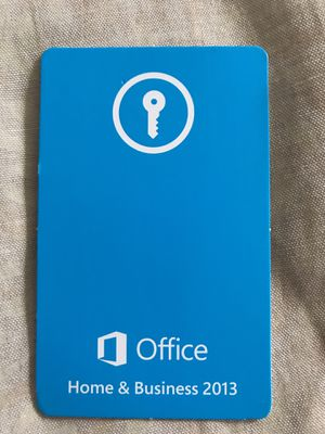 Microsoft Office 2013 for home and office for Sale in Houston, TX