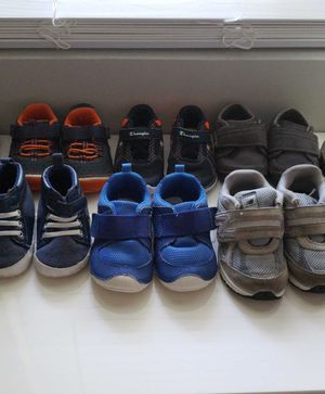 Size 4c-6c Shoes for Sale in Fort Belvoir, VA