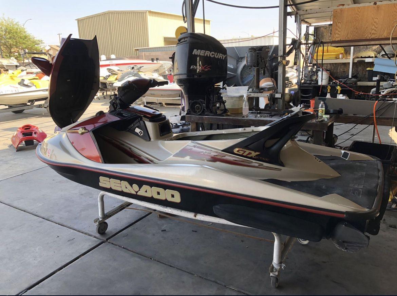Photo Sea Doo Jet Ski