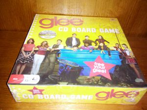 2010 Glee CD board game. Brand new still in plastic wrap for Sale in Washington, DC