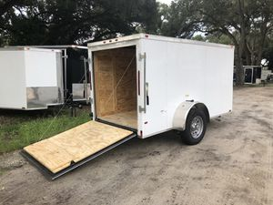2019 5x10 Cynergy Enclosed Trailer Advanced for Sale in Tampa, FL