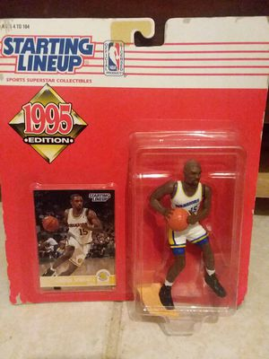 Latrell Sprewell Sports Superstar Collectibles for Sale in Kissimmee, FL