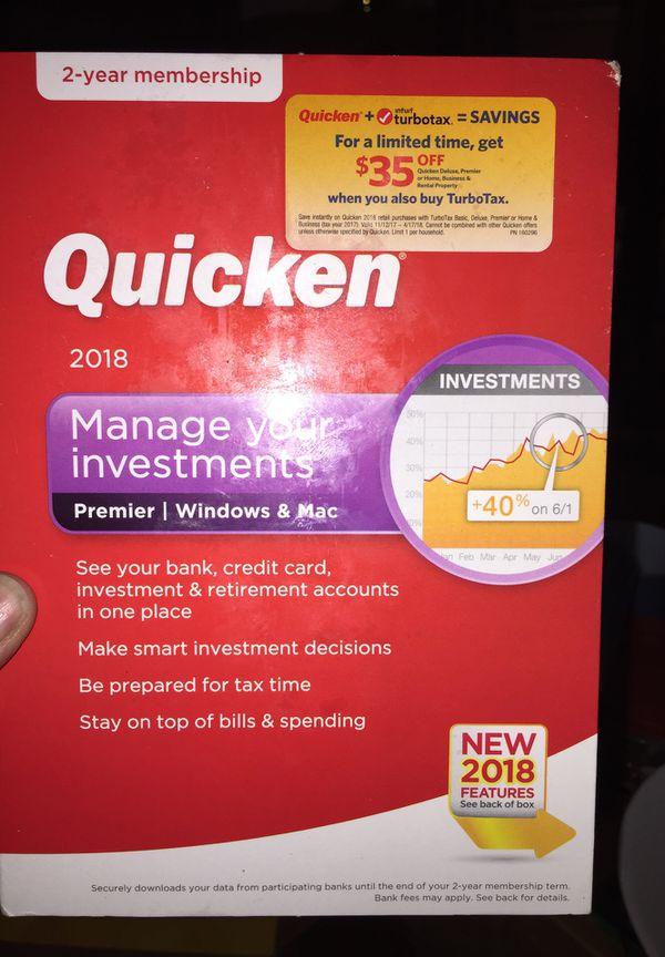 Quicken 2018 for Sale in Denver, CO - OfferUp
