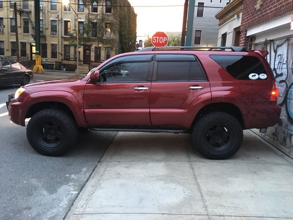 Lifted 4runner For Sale >> 2008 Toyota 4runner Sr5 Lifted For Sale In Brooklyn Ny Offerup