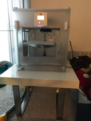CubeX trio 3d printer for Sale in Manassas, VA