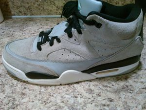 Photo Spike Lee Jordan's Grey Suede mens size 13