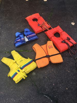 Life jackets for Sale in Portland, OR
