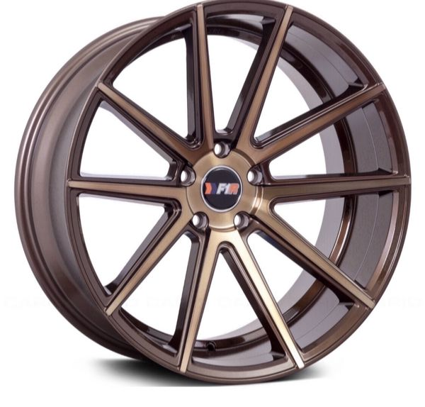 F1R 18inch Wheel 5x100 5x112 5x114 (only 50 Down Payment