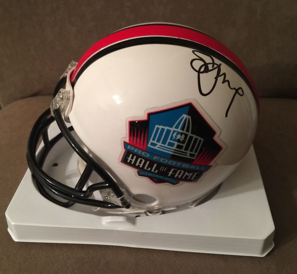 88c5f5463 San Francisco 49ers Steve Young Signed Mini Helmet (Collectibles) in San  Leandro, CA - OfferUp