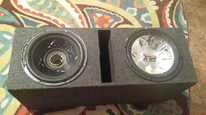 Two 12's ported box for Sale in Kenbridge, VA