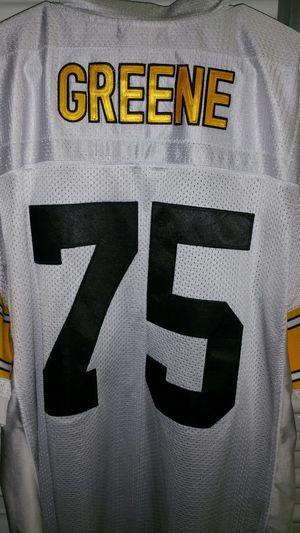 Pittsburgh Steelers Mean Joe Greene jersey for Sale in Pittsburgh, PA