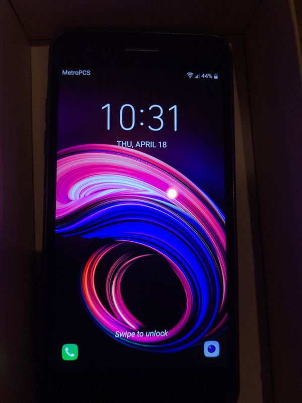 Two phones for the price of one MetroPCS but can be unlocked you can use  them on T-Mobile or metro ready to go to dollars I can unlock them for any  s