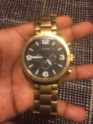 Fossil watch for Sale in Washington, DC