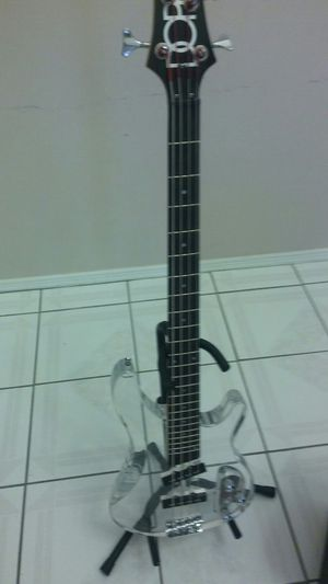 Special build new electric guitar for Sale in Kissimmee, FL