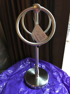 Towel Ring - satin nickel finish, perfect for your bathroom! for Sale in Falls Church, VA