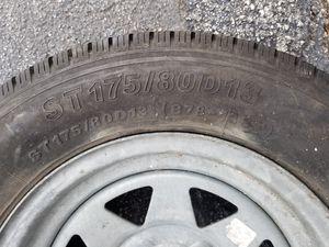 13 in trailer wheel for Sale in Orlando, FL