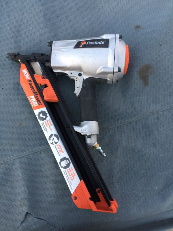 Paslobe framing nailer (Tools & Machinery) in Arlington, TX - OfferUp