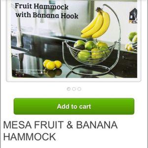 Corona Fruit Hammock for Sale in Salisbury, NC - OfferUp