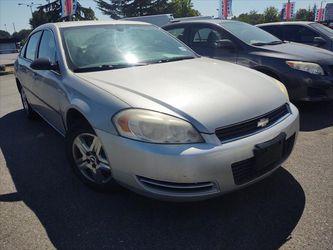 2007 Chevrolet Impala Thumbnail