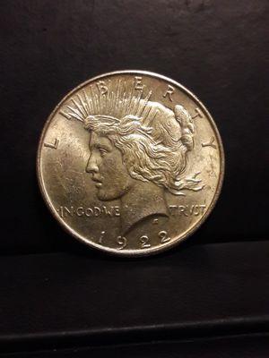 (2) 1922 Peace Dollar for Sale in Austin, TX