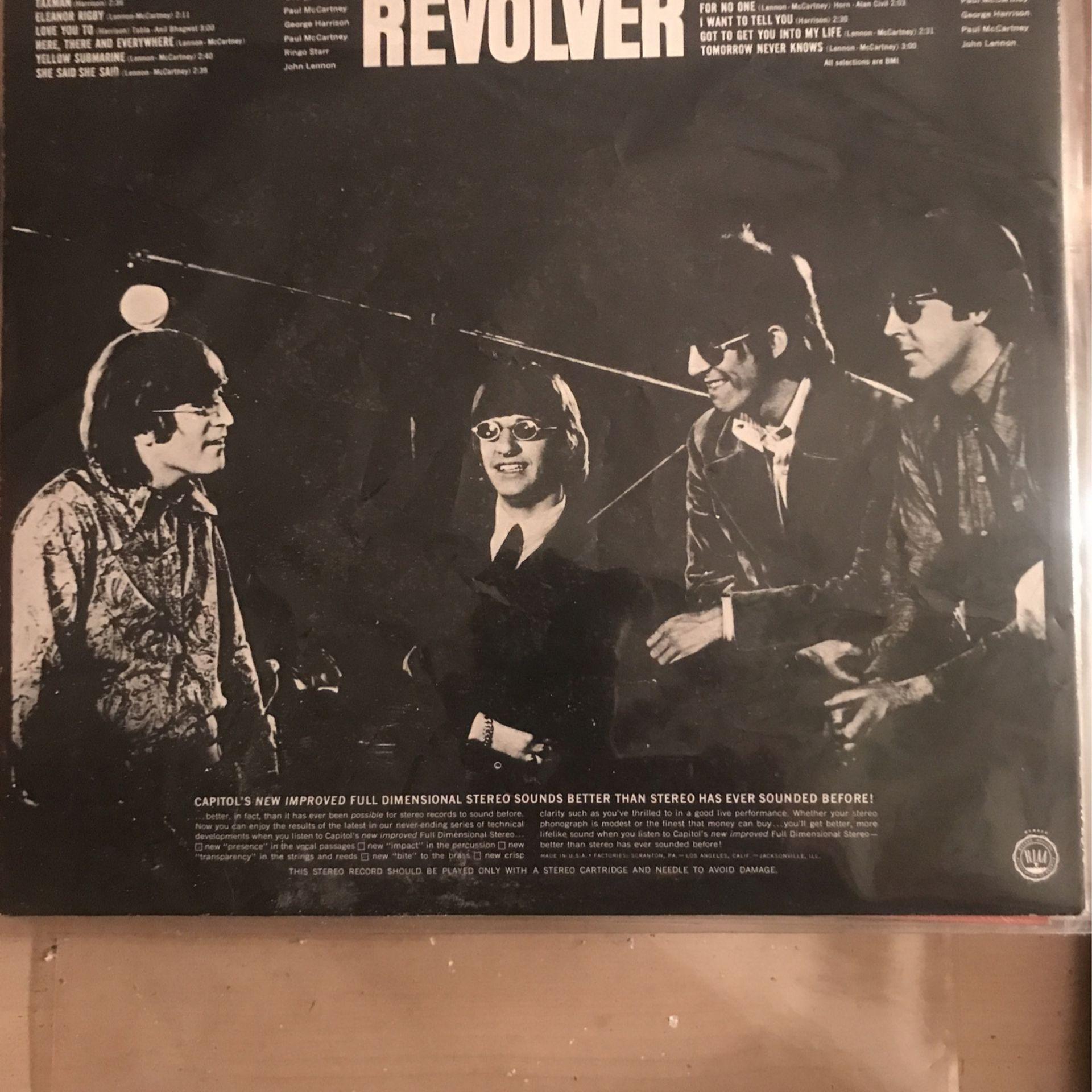 Beattles( Revolver), Keith Richard (Talk Is Cheap)