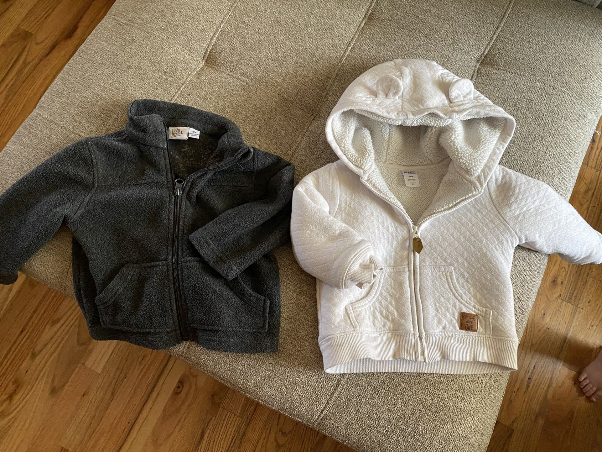 18 Month Jackets-used