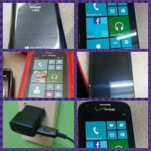 Samsung verizon ATIV ODYSSEY windows phone ..... Still like new no problems.. for Sale in Forest Heights, MD