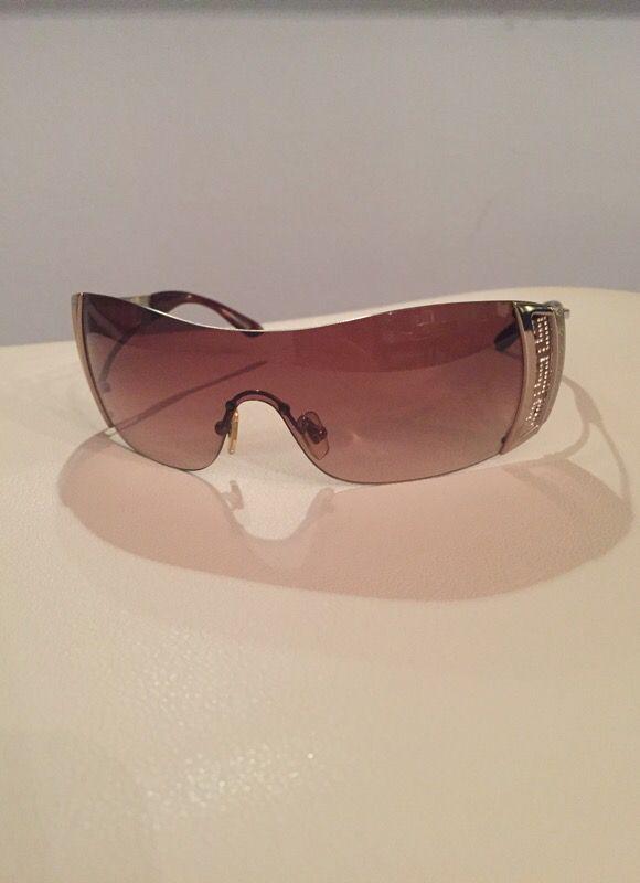 0f138d059012 Authentic Women s Versace Silver Sunglasses MOD 2058-B 1169 13 115 ...