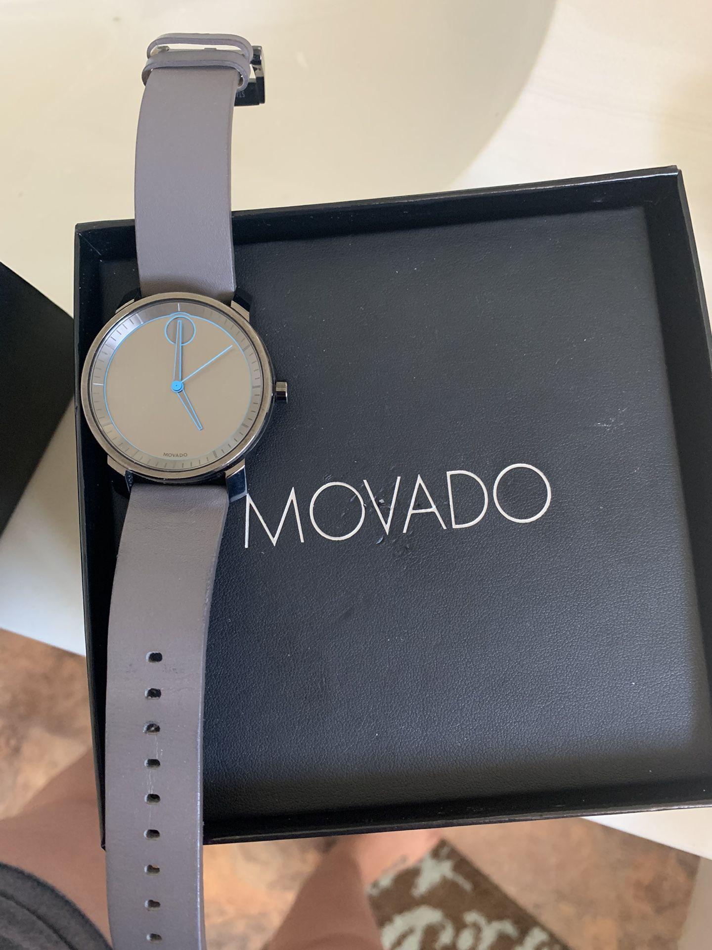 Men's Movado Bold