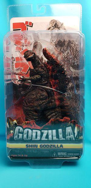 New NECA Shin Godzilla in the Package for Sale in Phoenix, AZ