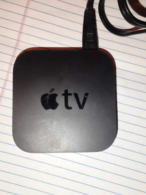 Apple tv 3rd generation for sale  Bristow, OK