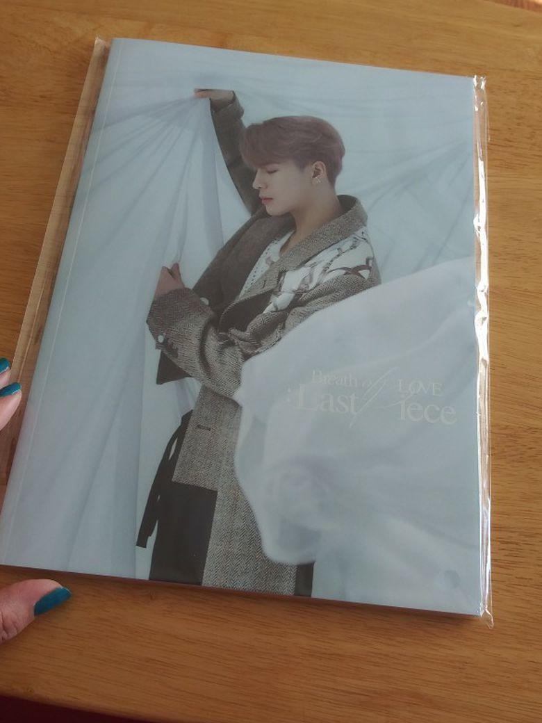 Got7 BOL Breath Of Love Kpop Album Jackson ver