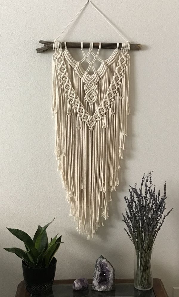 Macrame Wall Hanging For Sale In Parker Co Offerup