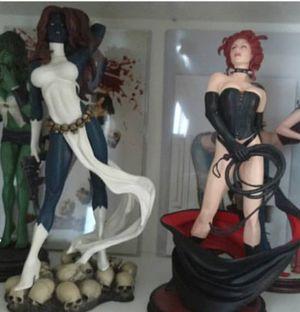 Sideshow Black Queen exclusive statue figure Marvel X-Men for Sale in Kissimmee, FL
