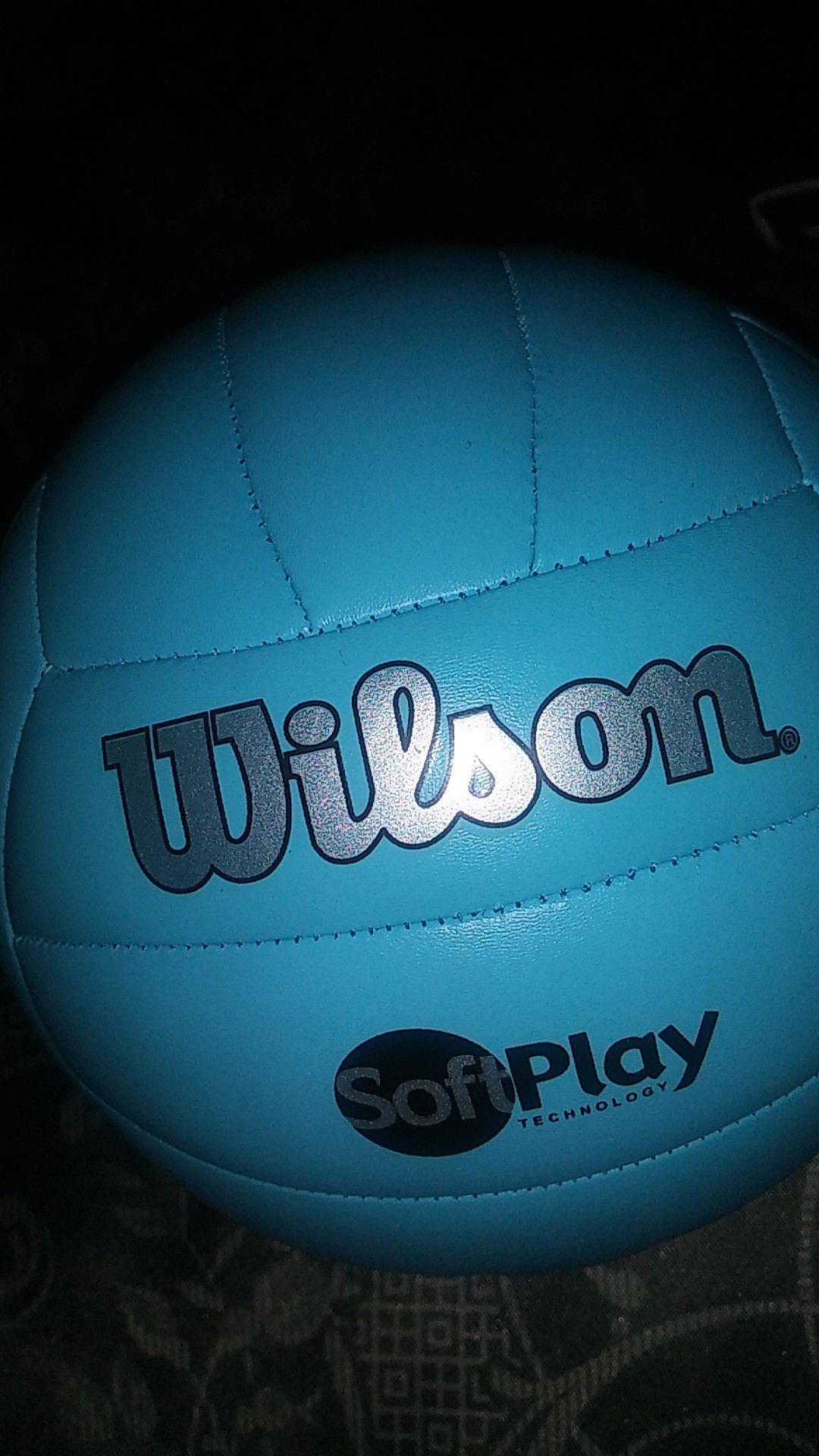 Soccer ball or volleyball