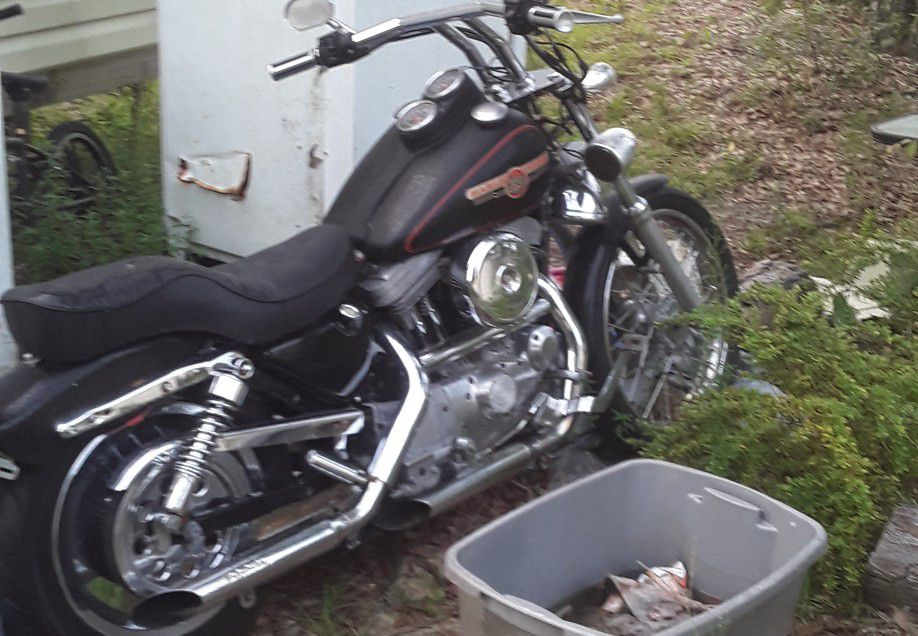 Photo 1994 Harley Davidson Xl Sportster 1200