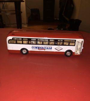 Photo Vintage Lionel SS Diecast Pulback bus