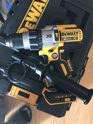Dewalt hammer drill 3 speed ( only tool ) for Sale in Alexandria, VA