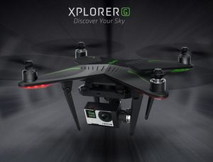 Drone for GoPro for stunning videos and pics for Sale in Herndon, VA