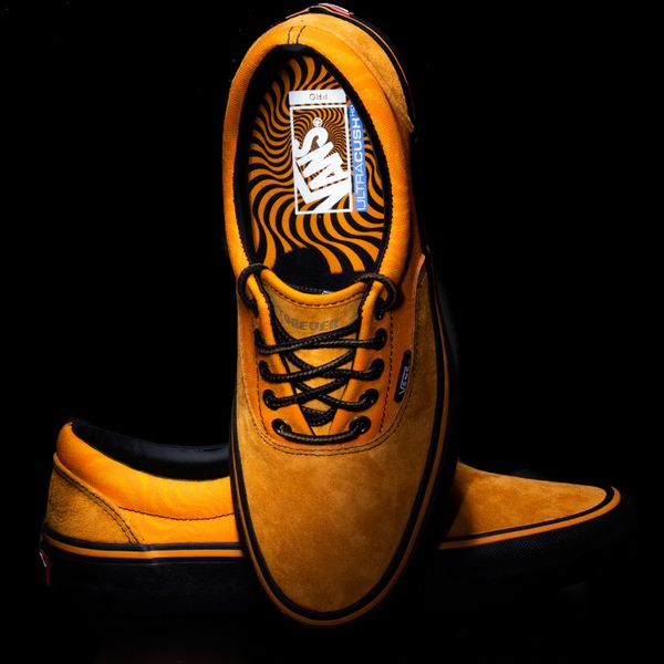 0b522b5b9196a2 Vans x Spitfire Era Pro Cardiel   Orange Skate Shoes. for Sale in ...
